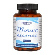 Humavit Morwa Essence, kapsułki, 100 szt.
