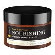Phenome NOURISHING, cukrowy peeling do ciała, 200 ml