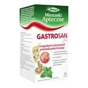 Gastrosan fix, zioła do zaparzania w saszetkach, 2 g, 20 szt.