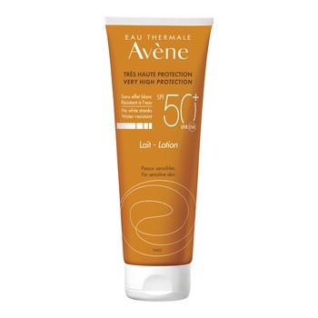 Avene Eau Thermale, mleczko SPF 50+, 250 ml
