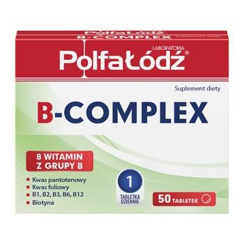 Witamina B-Complex, tabletki, 50 szt.