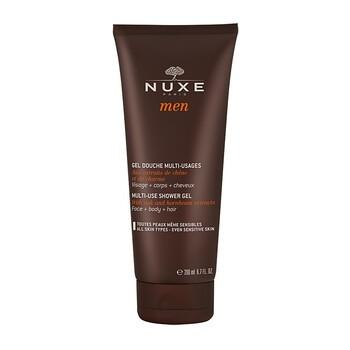 Nuxe Men, wielofunkcyjny żel pod prysznic, 200 ml
