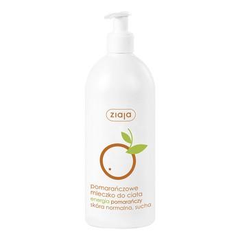 Ziaja, pomarańczowe mleczko do ciała, skóra normalna i sucha, 400ml