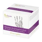 Biolaven Organic, peeling enzymatyczny do twarzy, 45 ml
