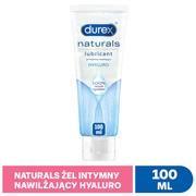 Durex Naturals Hyaluro, żel intymny nawilżający, 100 ml