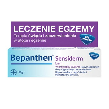 Bepanthen Sensiderm, krem, 50 g