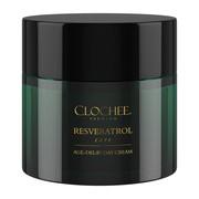 Clochee Premium Resveratrol Care, krem młodości na dzień, 50 ml