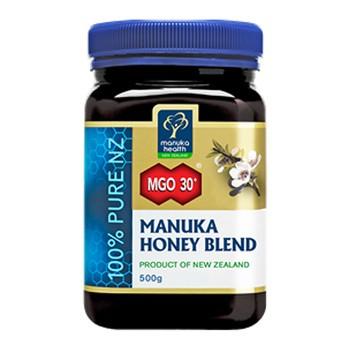 Miód Manuka MGO 30+, nektarowy, 500 g