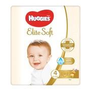 Huggies Elite Soft Jumbo 4, pieluchy (8-14 kg), 33 szt.