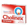 Cholinex Intense, tabletki do ssania, smak jeżynowy, 20 szt.