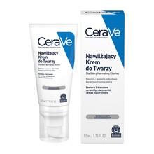 CeraVe, nawilżający krem do twarzy z ceramidami, 52 ml
