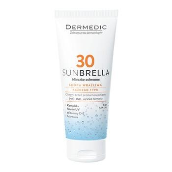 Dermedic Sunbrella, mleczko ochronne do ciała, SPF 30, 200 g