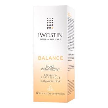 Iwostin Balance, serum shake witaminowy, 15 ml