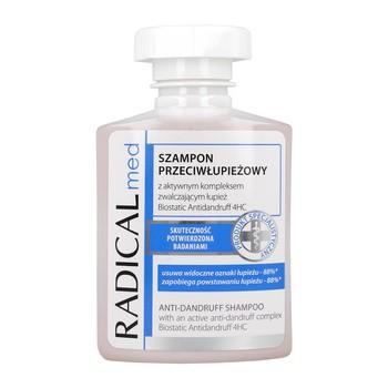 Radical Med, szampon przeciwłupieżowy, 300 ml