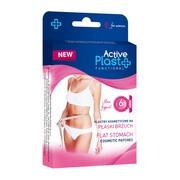 Active Plast Functional, plastry na płaski brzuch, 6 szt.