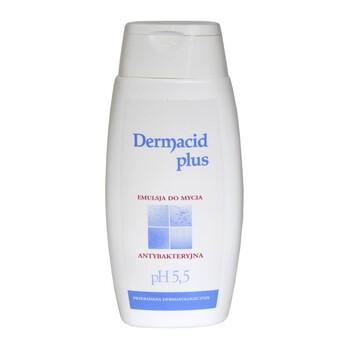 Dermacid Plus, antybakteryjna emulsja do mycia, 220 ml