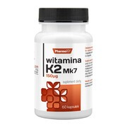 Pharmovit Witamina K2 MK7, 150 µg, kapsułki, 60 szt.