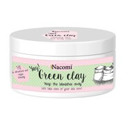 Nacomi, glinka zielona, maska oczyszczająca, 65 g
