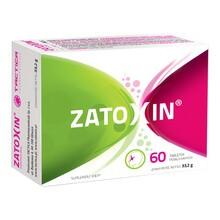 Zatoxin, tabletki powlekane, 60 szt.