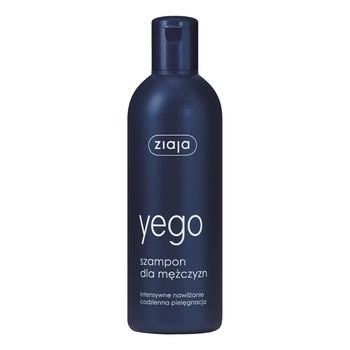 Ziaja Yego, szampon dla mężczyzn, 300 ml