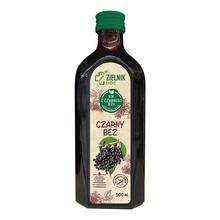 ZIELNIK DOZ Czarny bez, sok, 500 ml