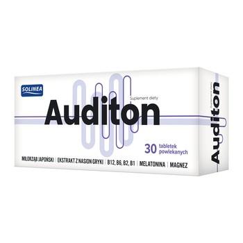 Auditon, tabletki powlekane, 30 szt.