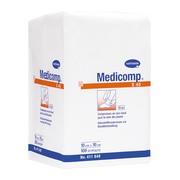 Medicomp kompresy włókninowe, niejałowe, 4 warstwowe, 10 x 10 cm, 100 szt.