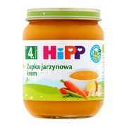 HiPP BIO zupka jarzynowa krem, po 4. miesiącu, 125 g