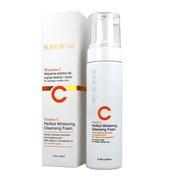 SunewMed+, aktywna pianka enzymatyczna do mycia twarzy i oczu, 200 ml