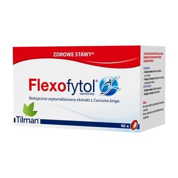 Flexofytol, kapsułki miękkie, 60 szt.