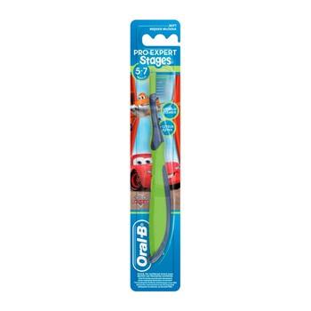 Oral-B Kids, szczoteczka manualna dla dzieci 3-5 lat, 1 szt.