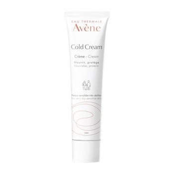 Avene Eau Thermale Cold Cream, krem do skóry suchej i bardzo suchej, 40 ml