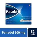Panadol, 500 mg, tabletki powlekane, 12 szt.