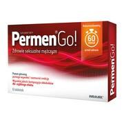 Permen Go, tabletki, 6 szt.