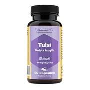 Pharmovit Tulsi Święta bazylia Ekstrakt 300 mg, kapsułki, 90 szt.