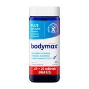 Bodymax Plus, tabletki,  60 szt. + 20 szt.