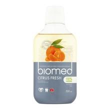 Biomed Citrus Fresh, płyn do płukania jamy ustnej, 500 ml