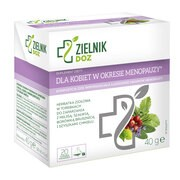 ZIELNIK DOZ Dla kobiet w okresie menopauzy, 2 g, saszetki, 20 szt.