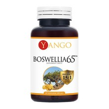 Boswellia 65, kapsułki, 60 szt. (Yango)