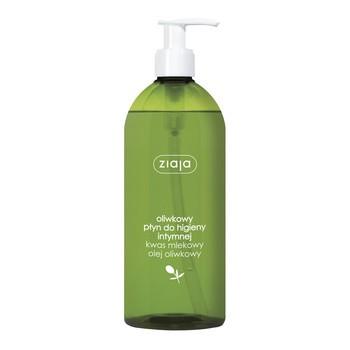 Ziaja, naturalny oliwkowy płyn do higieny intymnej, 500 ml