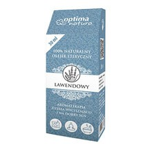 Optima Natura, naturalny olejek eteryczny lawendowy, 30 ml