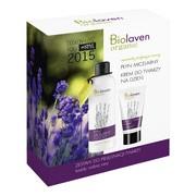 Zestaw Promocyjny Biolaven, płyn micelarny, 200 ml + krem do twarzy na dzień, 50 ml