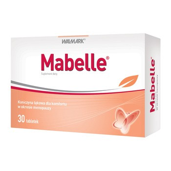 Mabelle, tabletki, 30 szt