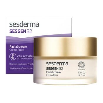 Zestaw Sesderma Sesgen-32 (krem + serum)
