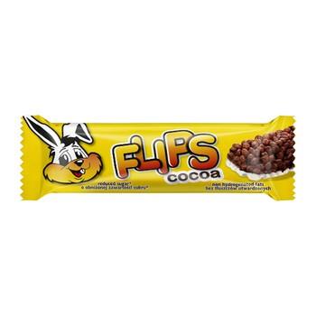 SANTE Flips, baton kakaowy, 25 g
