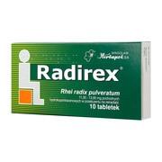 Radirex, tabletki, 10 szt.
