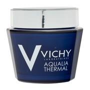 Vichy Aqualia Thermal Spa, nawilżający i regenerujący żel-krem przeciw objawom zmęczenia na noc, 75 ml