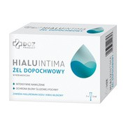 DOZ PRODUCT Hialuintima, żel dopochwowy, 7 aplikatorów x 5 ml