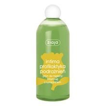 Ziaja Intima profilaktyka podrażnień, płyn do higieny intymnej z rumiankiem, 500 ml