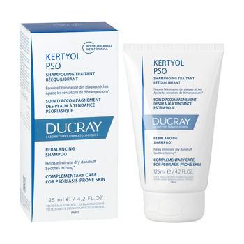 Ducray Kertyol P.S.O., szampon normalizujący, 125 ml